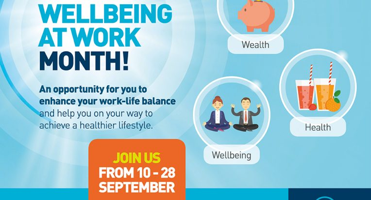 Wellbeing Month 2018